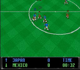 World Cup Striker (Japan)