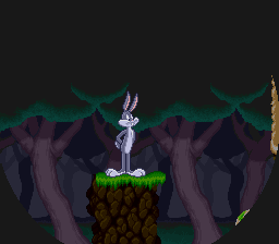 Bugs Bunny in Rabbit Rampage (USA)
