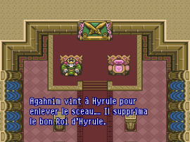 Legend of Zelda, The - A Link to the Past (Canada)