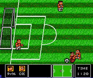 Nekketsu Koukou Dodgeball Bu - Soccer PC Hen (Japan)