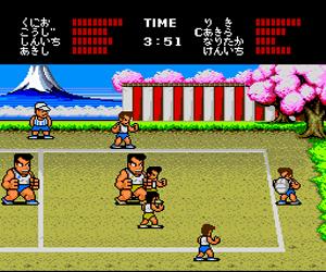 Nekketsu Koukou Dodgeball Bu - PC Bangai Hen (Japan)