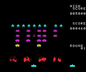 Space Invaders - Fukkatsu no Hi (Japan)