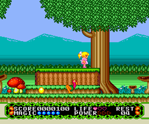 Fushigi no Yume no Alice (Japan)