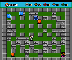 Bomberman - Users Battle (Japan)