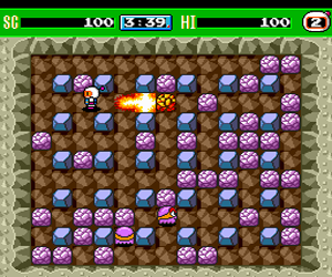 Bomberman '93 (USA)