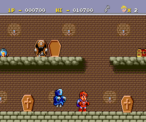 Legend of Hero Tonma (USA)