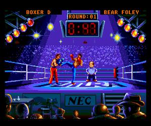 Panza Kick Boxing (USA)