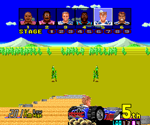 Power Drift (Japan)
