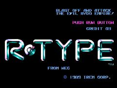 R-Type (USA)