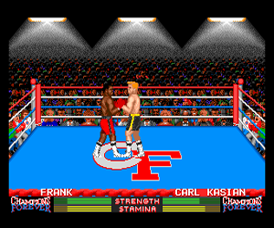 Champions Forever Boxing (USA)