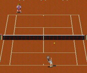 Final Match Tennis (Japan)
