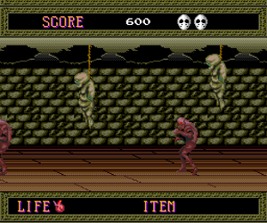 Splatterhouse (Japan)