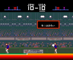 Super Volleyball (Japan)