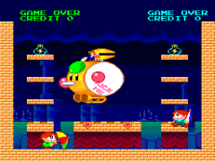 Parasol Stars - The Story of Bubble Bobble III (Japan)