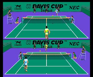 Davis Cup Tennis (USA)