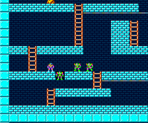 Lode Runner - Lost Labyrinth (Japan)