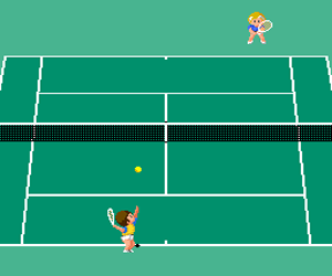 Pro Tennis World Court (Japan)