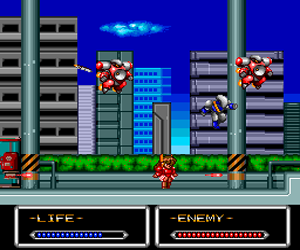Shockman (USA)