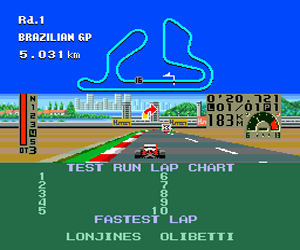 F1 Triple Battle (Japan)