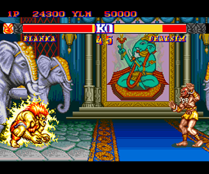 Street Fighter II' - Champion Edition (Japan)