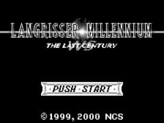 Langrisser Millenium WS - The Last Century (J) [M][!]