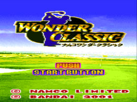 Wonder Classic (J) [M][!]