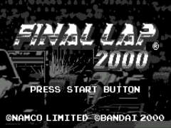 Final Lap 2000 (J) [M][!]