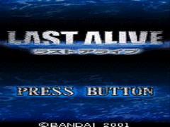 Last Alive (J)
