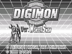 Digimon Digital Monsters (A) [M]